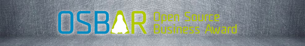 OSBAR - Open Source Business Award
