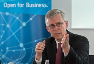 Peter Ganten, Initiator der Open Cloud Alliance. Foto: Univention