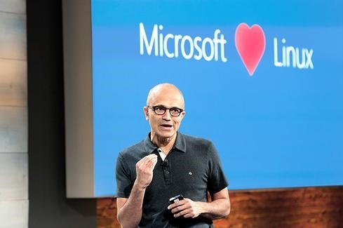 Microsoft-CEO- Satya Nadella; Foto: Microsoft