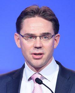 Jyrki Katainen, Vizepräsident der Europäischen Kommission