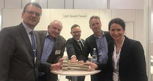 Konstituierung WG Industrie 4.0 auf der Hannover Messe