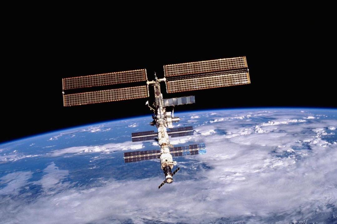 ISS | Quelle: Nasa