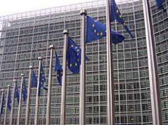 EU Kommission Brüssel von Amio Cajander