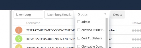 ownCloud 10.0.10 erlaubt die individuelle Anpassung der Standardeinstellungen wie z.B. die Sprache von E-Mail-Benachrichtigungen über geteilte Dateien. Bildquelle: ownCloud GmbH