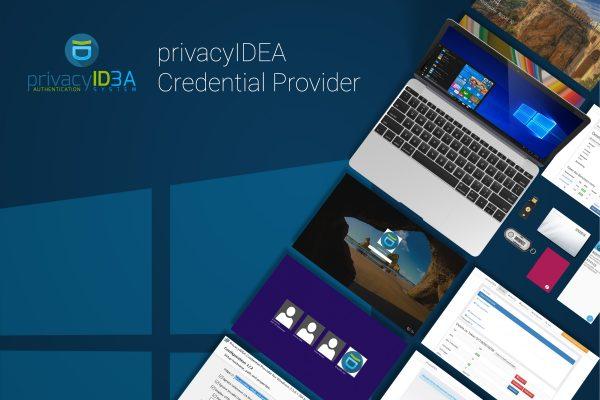 Der privacyIDEA Credential Provider ermöglicht es Benutzern, sich sicher mit einem zweiten Faktor an einem Windows Desktop oder Terminalserver anzumelden. Bildquelle: Netknights GmbH