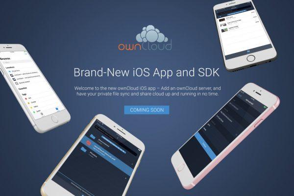 Benutzer profitieren dank der Integration mit iOS von mehr Freiheiten bei der Verarbeitung ihrer Dateien und einem erweiterten Benutzererlebnis. Bildquelle: ownCloud GmbH