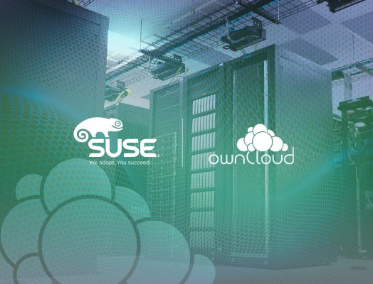 SUSE Enterprise Storage bietet einen einzelnen Unified Software Defined Storage Cluster, der Anwendungen mit Object- und Block Storages versorgt, der für unbegrenzte Skalierbarkeit von Terabyte- bis Petabyte-Bereich ausgelegt ist. Bildquelle: ownCloud GmbH