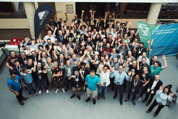 Die Entwickler-Community, auf der das Ökosystem von ownCloud fußt, bearbeitete in 2018 fast 2.500 Pull-Requests und brachte viele neue Entwicklungen hervor, die entscheidend zur Verbesserung der Software beitragen. Bildquelle: ownCloud GmbH