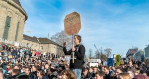 Demo Urheberrechtsreform_Photo by Mika Baumeister on Unsplash
